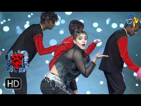 Aqsa Khan Performance | Dhee 10 |  18th April 2018   | ETV Telugu
