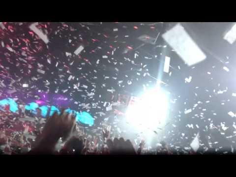 Benny Benassi - Create Nightclub Hollywood, CA - Back to th