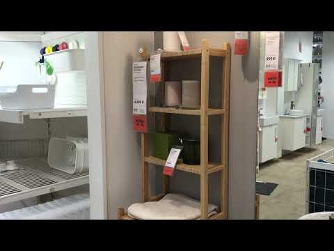 Годморган ИКЕА мебель для ванной комнаты #Ikea #IrishkaT #мебель
