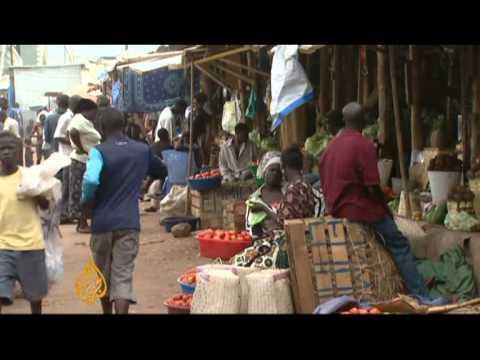 South Sudan faces food crisis