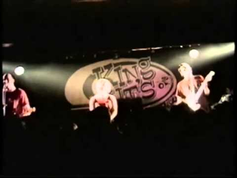 bis - 'The Last Ever Gig' at King Tuts Wah Wah Hut, Glasgow, 1st May 2003