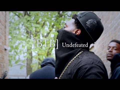 BTB - Undefeated [Prod. by Snapbackondatrack] (Official Music Video)