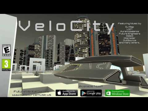 Lifeform by OutSource - VeloCity Soundtrack 'FREE DOWNLOAD' [Atmospheric/Liquid DnB]