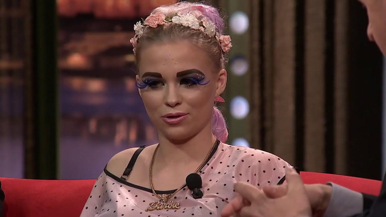 3. Gabriela Juráčková - Show Jana Krause 29. 3. 2017