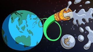 What If We Pumped All Ocean Water Into Space?