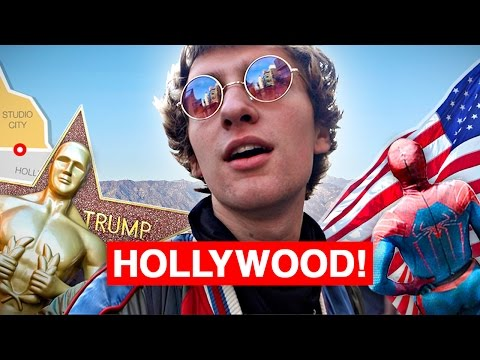 HELLO HOLLYWOOD! | Welcome To LA