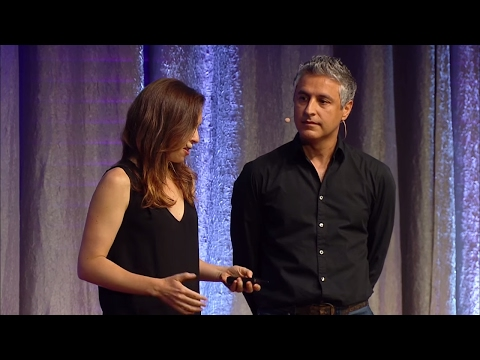 Higher Love | Jessica Jackley & Reza Aslan | TEDxStanford - YouTube