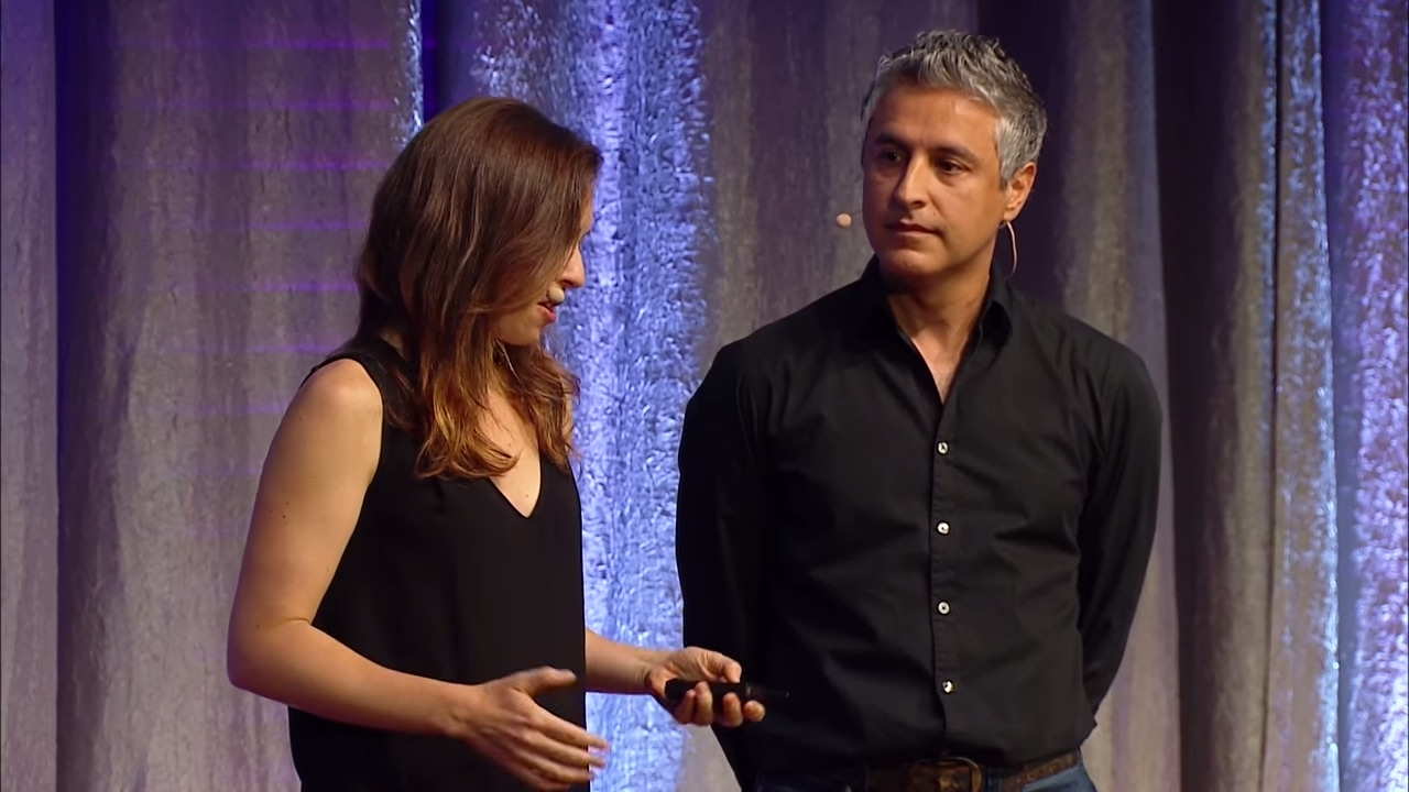 Reza Aslan and Jessica Jackley Describe How They Make Their