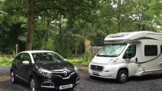 Low Park Wood Kendal Caravan Club