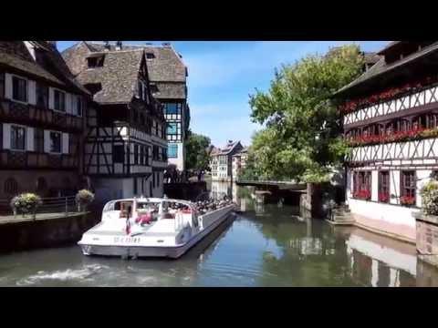 Vacances à Strasbourg Tourisme en Alsace / France