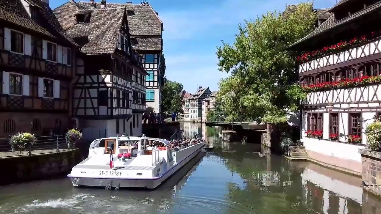 strasbourg tourisme - Photo