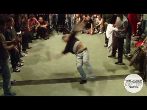 Trinity Hip Hop Festival 2011: Exhibition B-Boy Battle (Dynamic Rockers vs. Zulu Bratz 860)