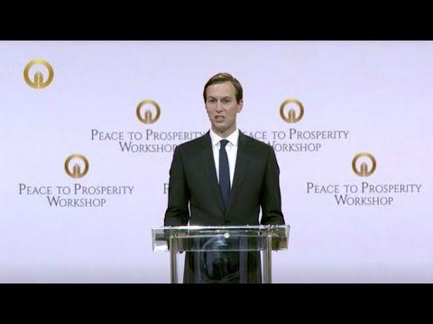 كوشنر يدعو الفلسطينيين لانتهاز -فرصة القرن- وتحقيق السلام في الشرق الأوسط  - نشر قبل 3 ساعة