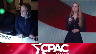 CPAC National Anthem FAIL