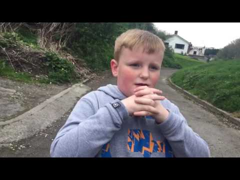 A walk around drogheda vlog:) |eoin squarepants|
