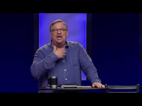 Learn About God's Eternal Goodness To You with Rick Warren