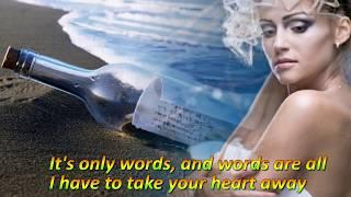 Words - Bee Gees - Lyrics