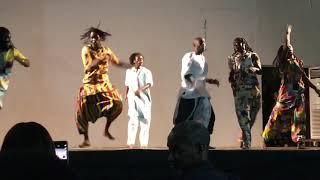 AFRICAN NDIGUEL COMPANY - CENTRE CULTUREL BLAISE SENGHOR JAN 2017