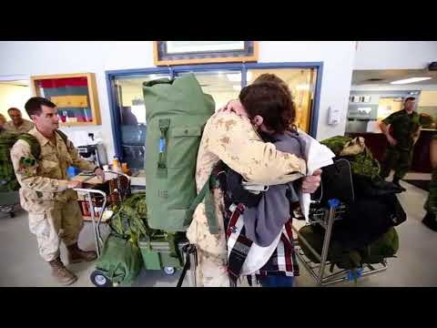 More troops come home from Afghanistan