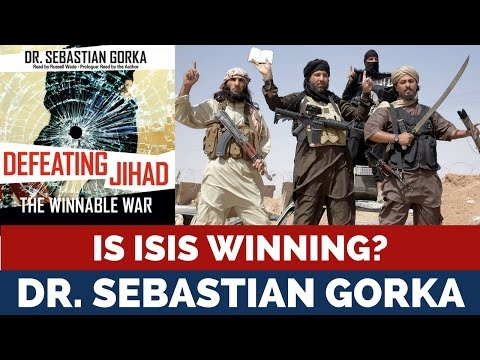 Sebastian Gorka: Is ISIS winning and why has this been allowed to happen? (1 of 3)