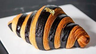 Chocolate croissant recipe