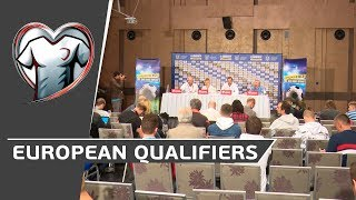 European Qualifiers UKRAINE PORTUGAL ПІСЛЯМОВА