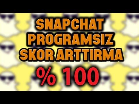 Snapchat streak yapmak ne demek