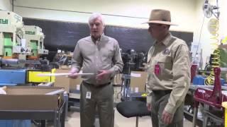 Как сделать и собрать металлоискатель видео. Завод Garrett, Garland, Texas(Как собрать металлодетектор Garrett!, 2015-03-26T23:19:41.000Z)