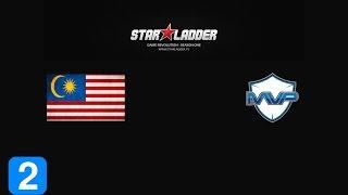 Highlights TeamMalaysia vs MVP Phoenix Game 2- StarLadder 12