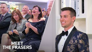Matt & Alexa's Mothers Are Embarrassing the Sh-t Out of Them | Meet the Frasers | E!