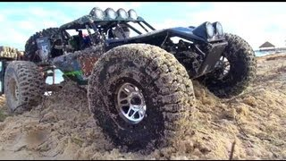 RC ADVENTURES - Vaterra Twin Hammers RTR & RC4WD Trail Finder 2 - In MEXiCO!