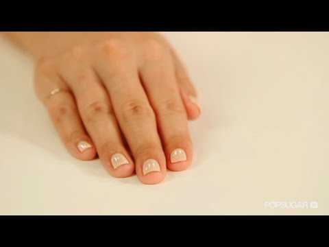 Easy Manicure How To Do