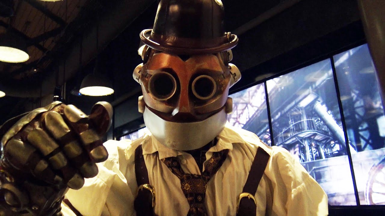 Characters Of Toothsome Chocolate Emporium Professor Doctor Penelope Robot Jacques