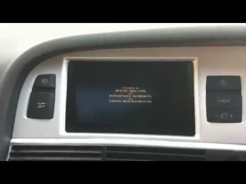 mmi 3g plus demo video audi a6 4f youtube. Black Bedroom Furniture Sets. Home Design Ideas