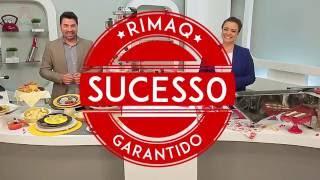 Família Degust - Rimaq | Máquina de Salgados, Masseira e Empanadeira