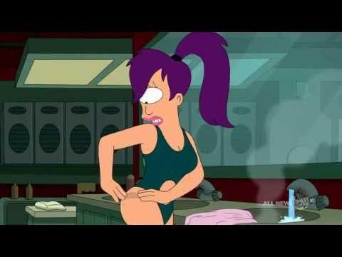 Futurama - Leela's Boyle