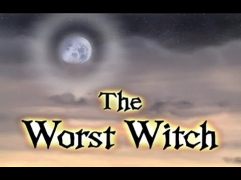 "▶  Kreepy Kids Corner- ""The Worst Witch"" (1986) With Tim Curry"