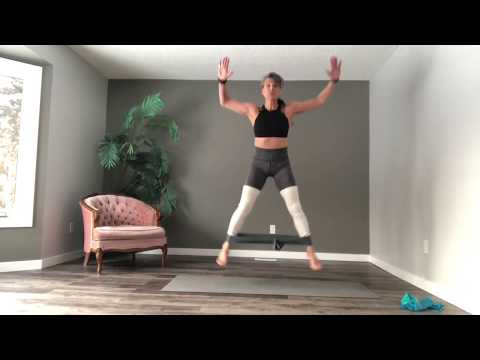 Athletic Resistance Band Mat Pilates with Fiona Hermanutz