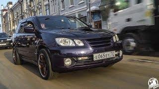 Когда Достали Subaru!!!  Mmc Airtrek Turbo R
