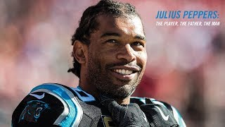 Watch: Behind-the-scenes look at what makes Julius Peppers who he is.