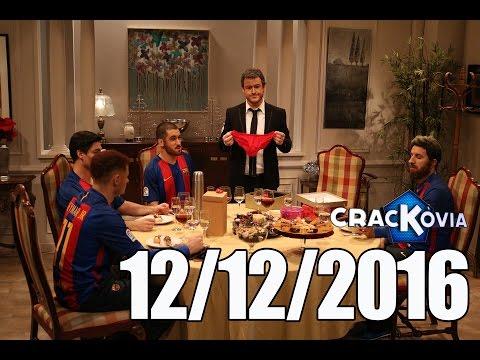 Crackòvia - Programa complet 12/12/2016