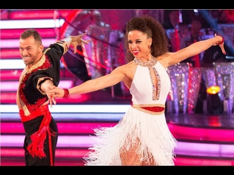 Natalie Gumede and Artem Cha Cha to 'Rasputin'  Strictly Come Dancing: 2013  BBC One