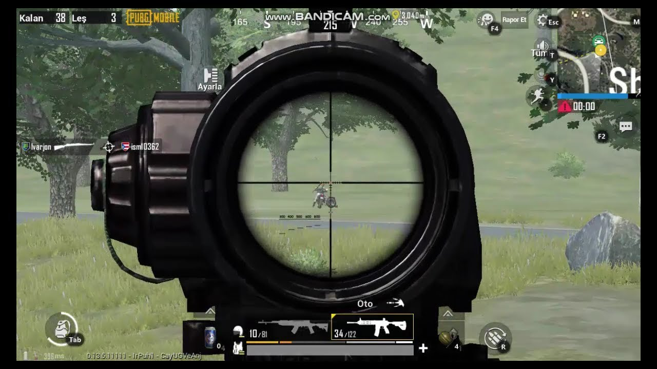 PUBG MOBİLE HİLE ADAMLAR UÇUYOR  pubg mobile hile pc