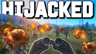HIJACKING the BANDIT CAMP from a CLAN - Rust