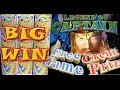 **LEGEND OF CAPTAIN** 200 Free Games/ Credit Prize. **BIG WIN**