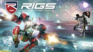 RIGS: Mechanized Combat League - PSVR Lets Play Part 1