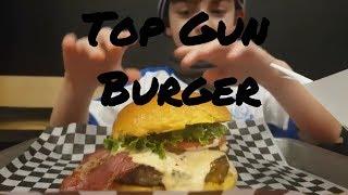Gourmet Burger | Top Gun Burger (Toronto) 🍔