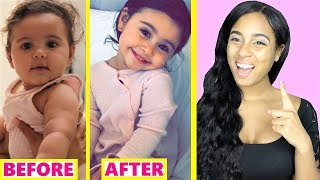 Reacting to YouTubers Before And After - The Ace Family, liza Koshy, jake paul