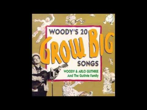Woody And Guthrie Family - Dance Around
