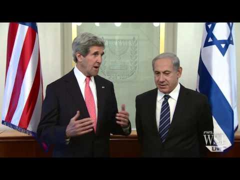 Kerry, Netanyahu Look to Restart Peace Talks